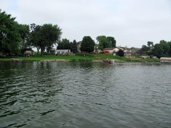 Lake Volney