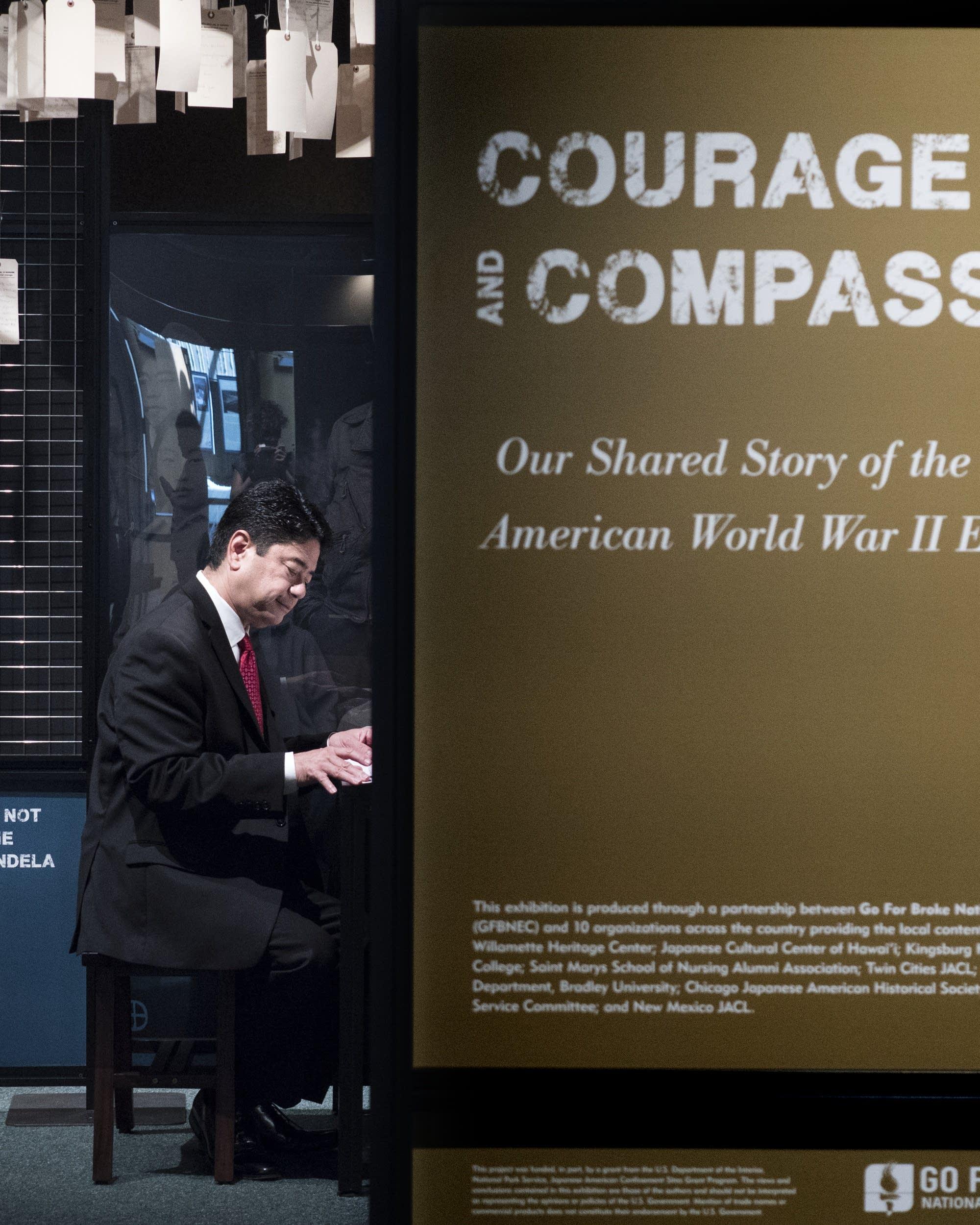 Exhibit recalls Japanese-American internment of WWII | MPR News