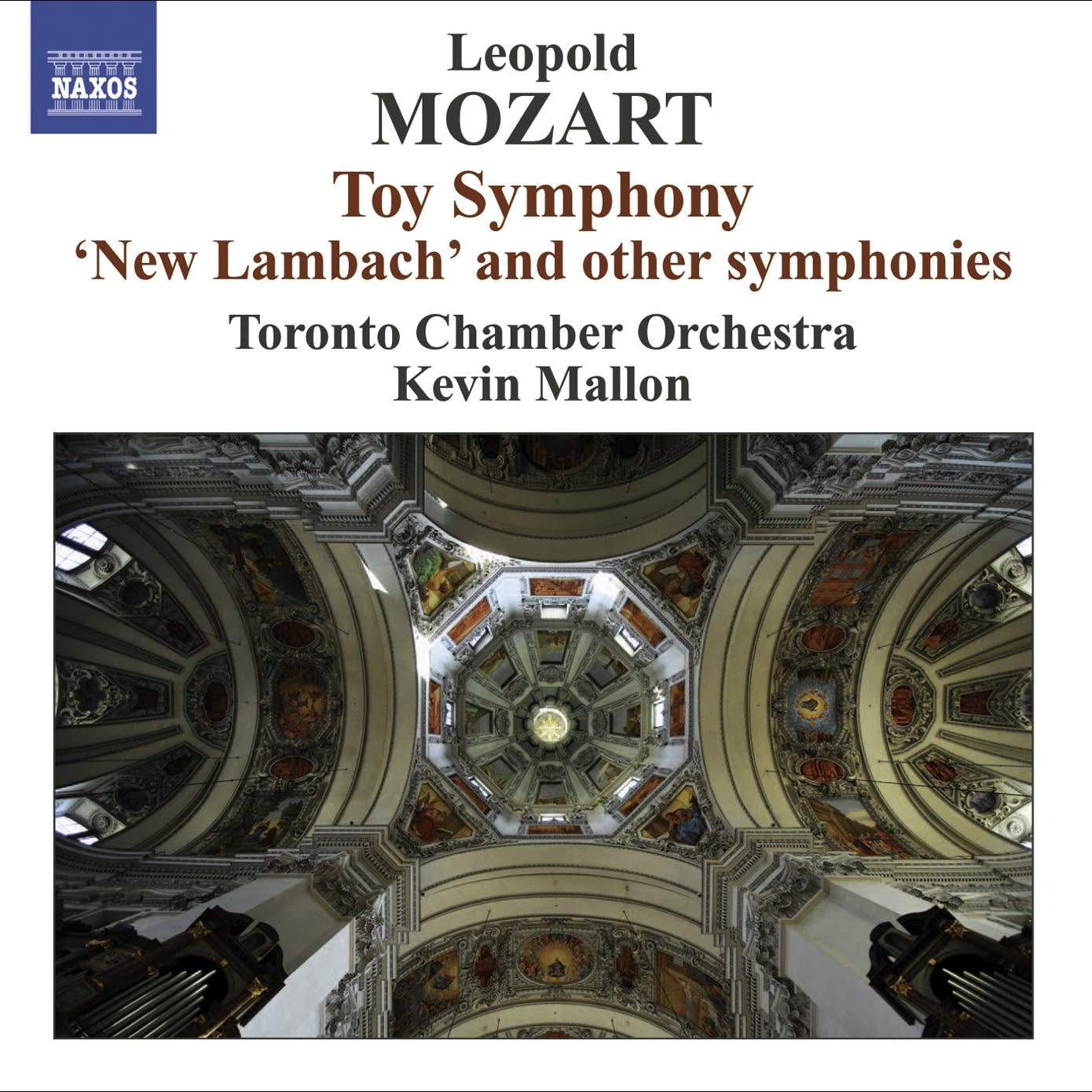 Daily Download: Leopold Mozart - Toy Symphony: Finale