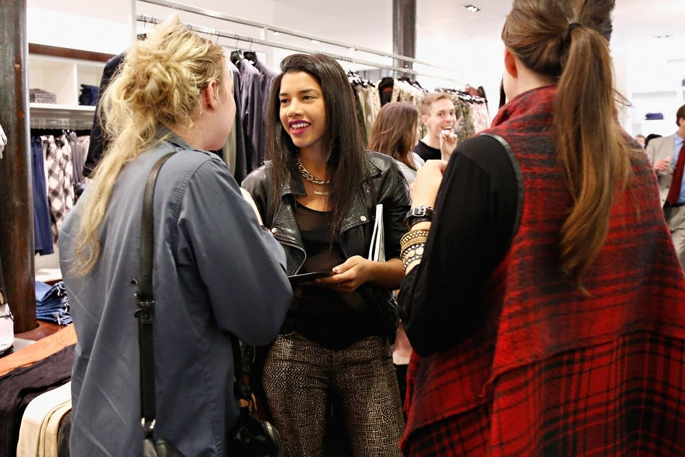 Hannah Bronfman Hosts Launch Of 7 For All Mankind