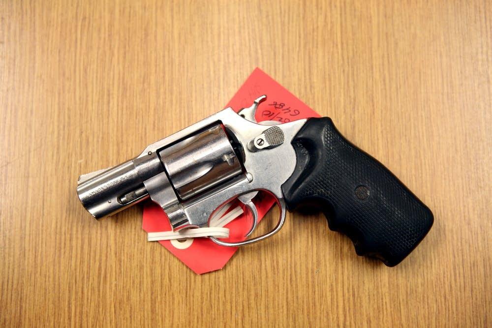 Rossi .38-caliber revolver