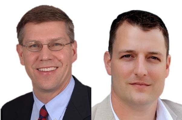 Erik Paulsen and Brian Barnes