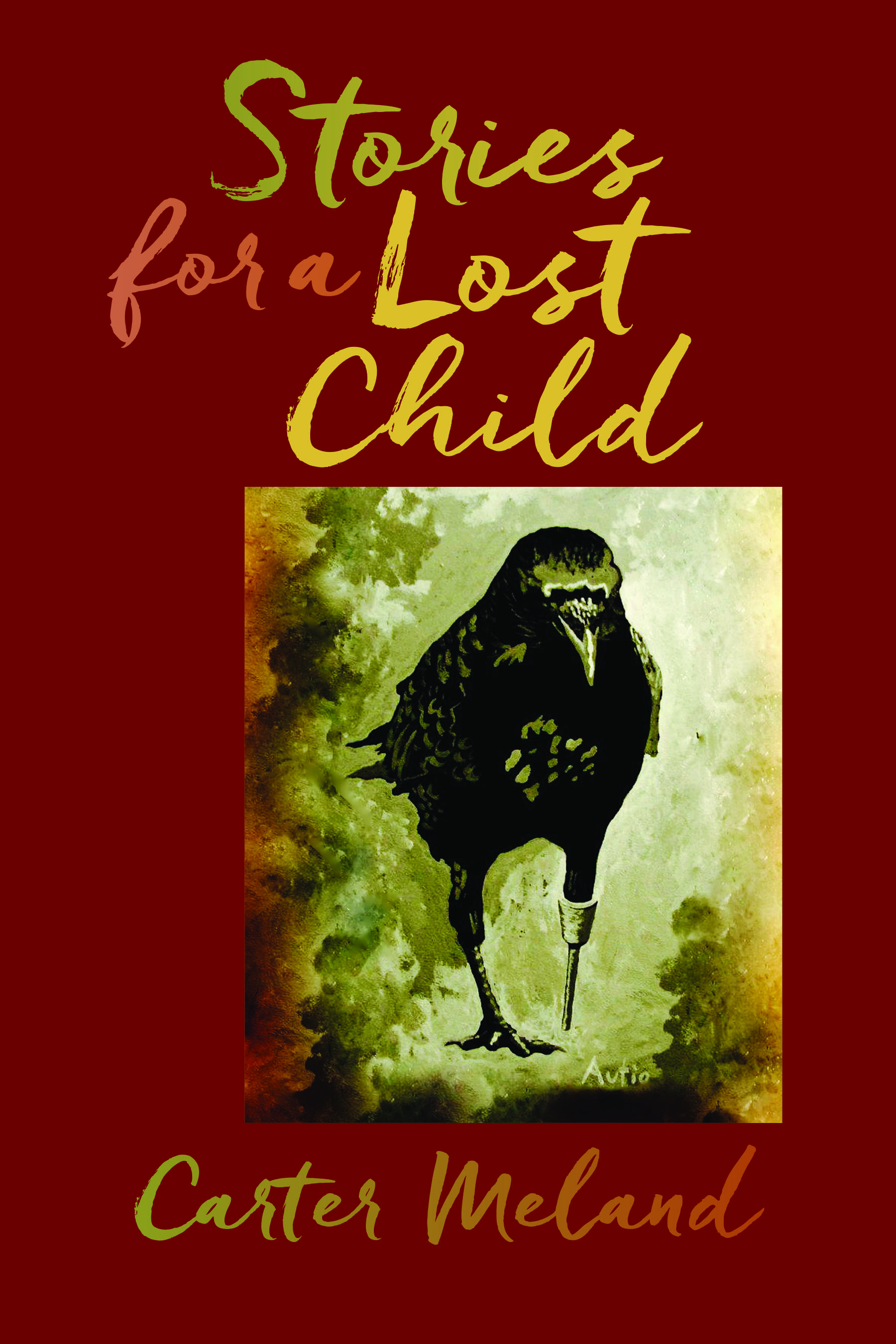 Stories for a Lost Child, by Carter Meland