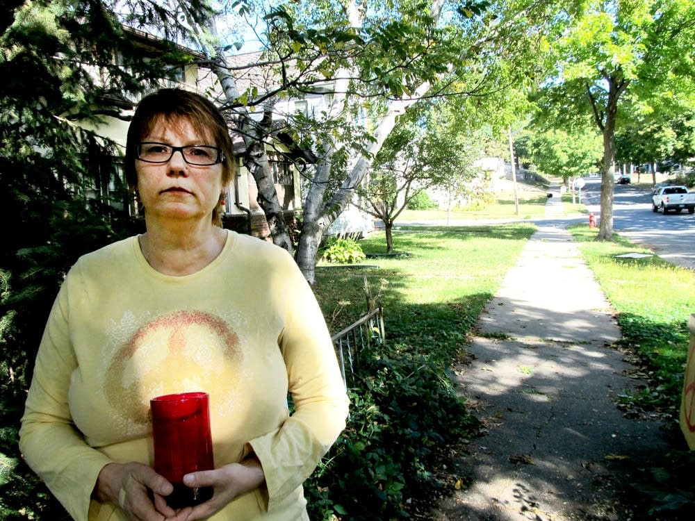 Connie Beckers of Minneapolis