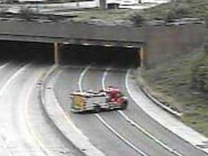 Interstate 94 closed