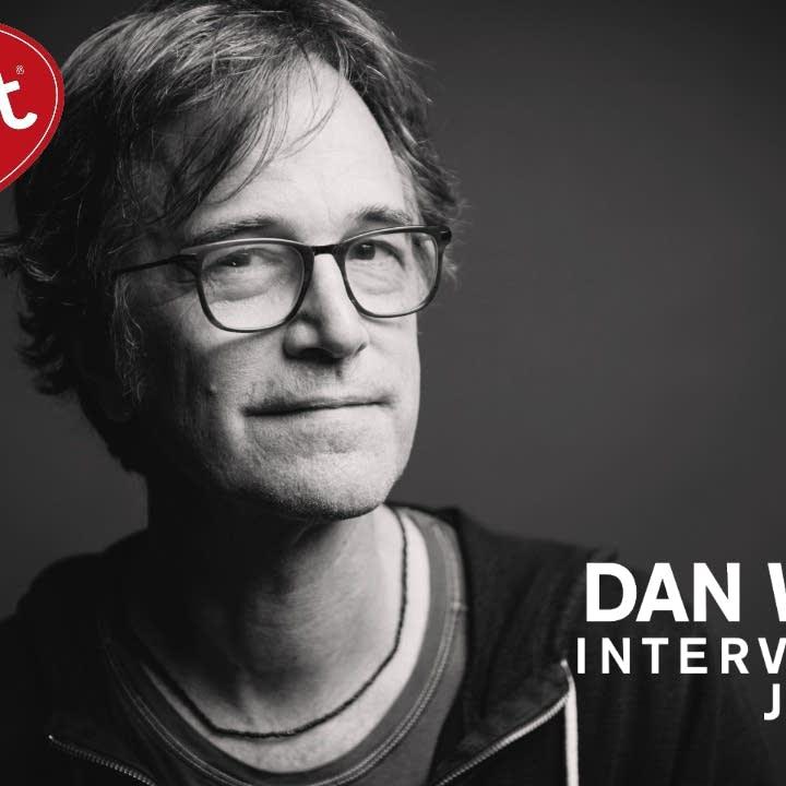 Dan Wilson - interview with Jill Riley