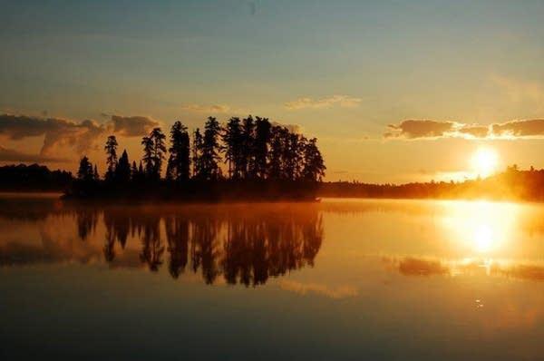 Alton Lake, BWCA