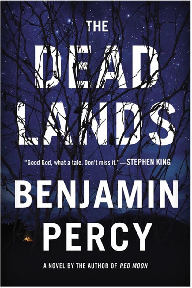 'Dead Lands' by Benjamin Percy