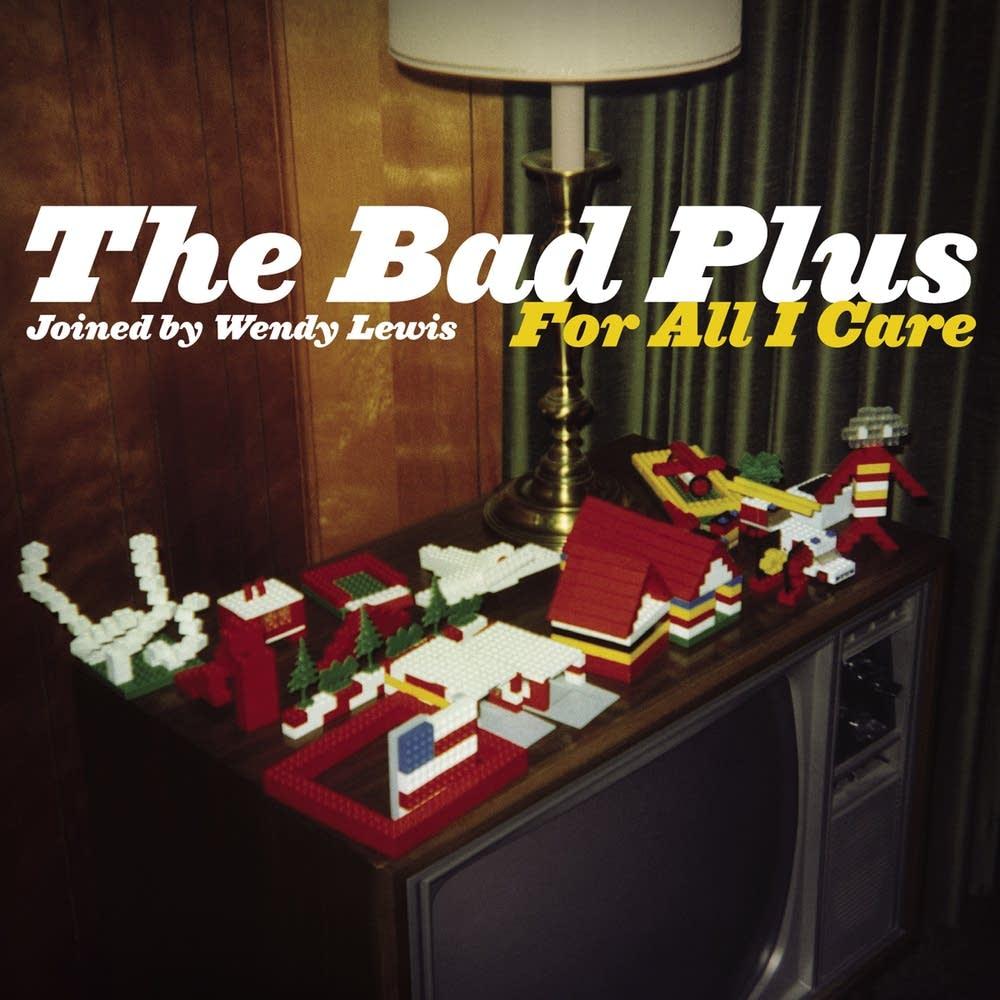 """""""For All I Care"""" album cover"""