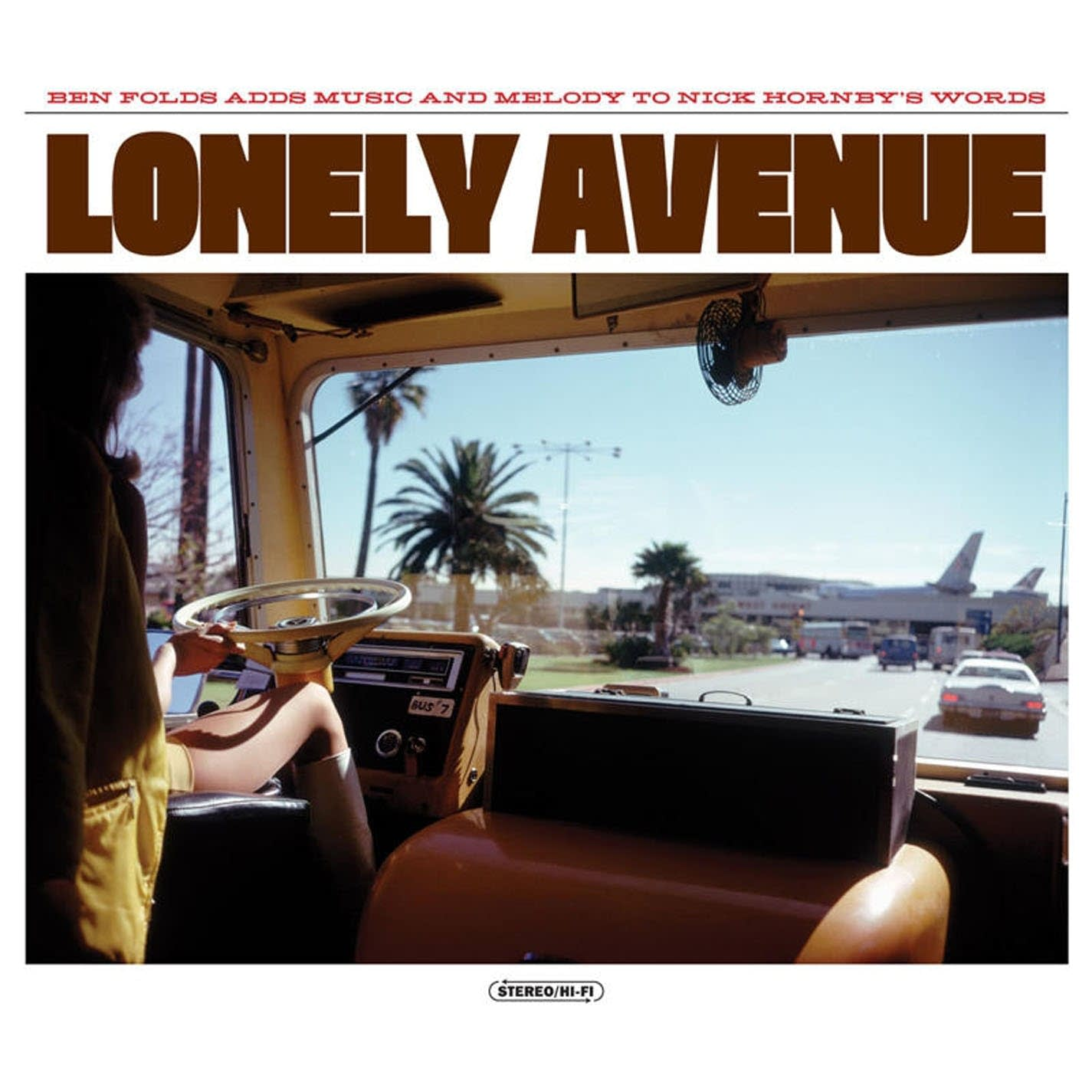 Ben Folds and Nick Hornby - Lonely Avenue