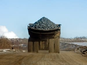 Amanda Hansmeyer's Crude Taconite at Cliffs Natural Resources