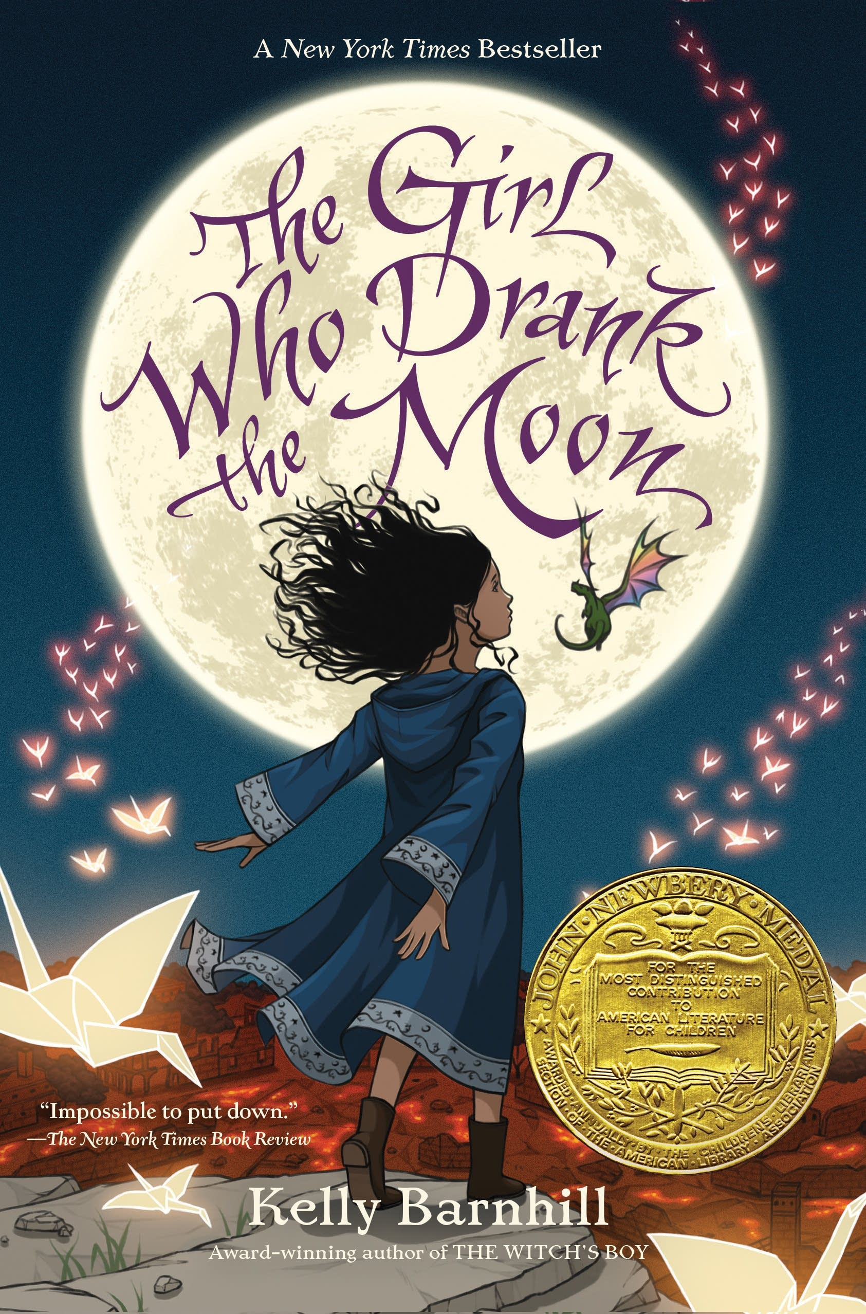 'The Girl Who Drank the Moon'