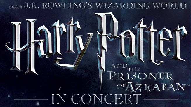 'Harry Potter and the Prisoner of Azkaban' in concert.