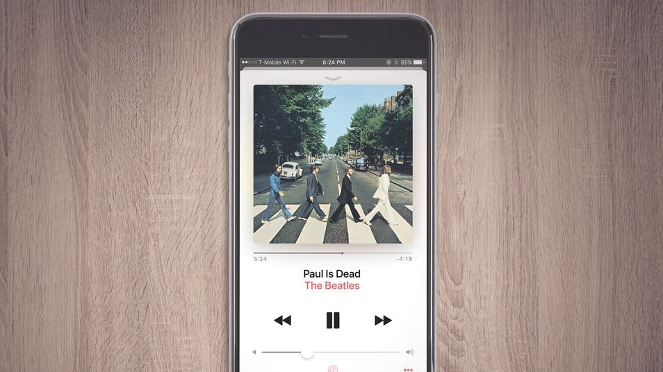 Is there a hidden meaning to the Beatles' 'Abbey Road' cover?