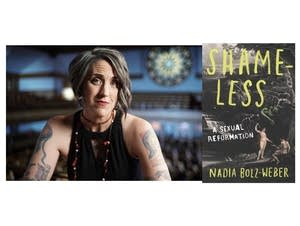 "Rev. Nadia Bolz-Weber's new book ""Shameless: A Sexual Reformation"""