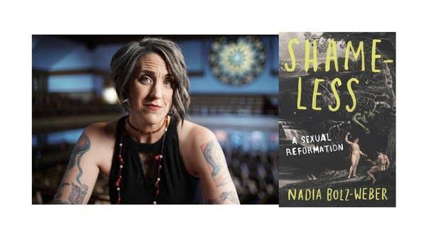 "Rev. Nadia Bolz-Weber's new book ""Shameless: A Sexual Reformation"""