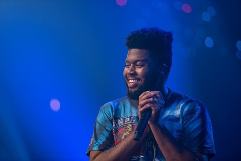 Khalid performs on 'Austin City Limits'