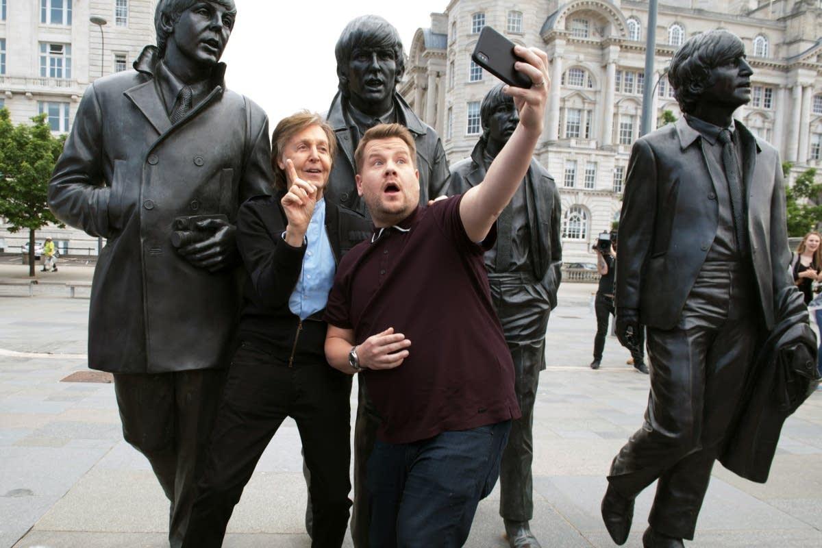 James Corden's Carpool Karaoke with Paul McCartney
