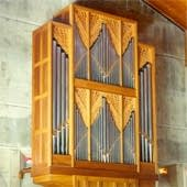 1979 Brombaugh at Christ Church, Tacoma, WA