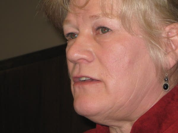 MnDOT's Carol Molnau