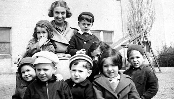 Jewish school, 1938