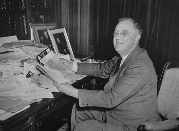 Letters to Franklin Delano Roosevelt