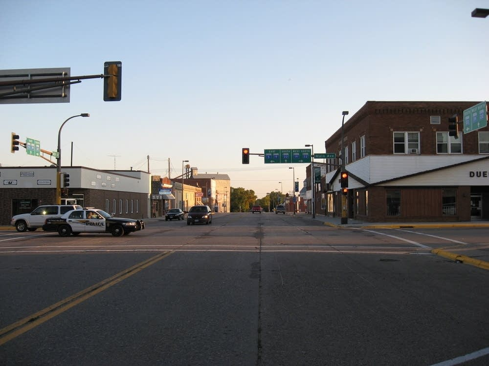 Police in Gaylord