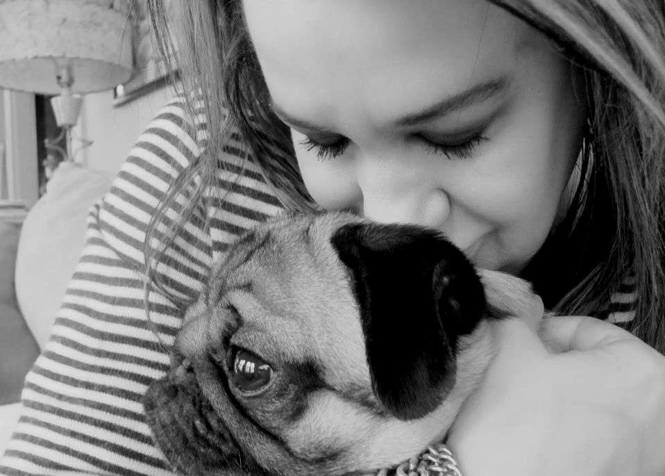 Smudge the Pug with Mary Lucia