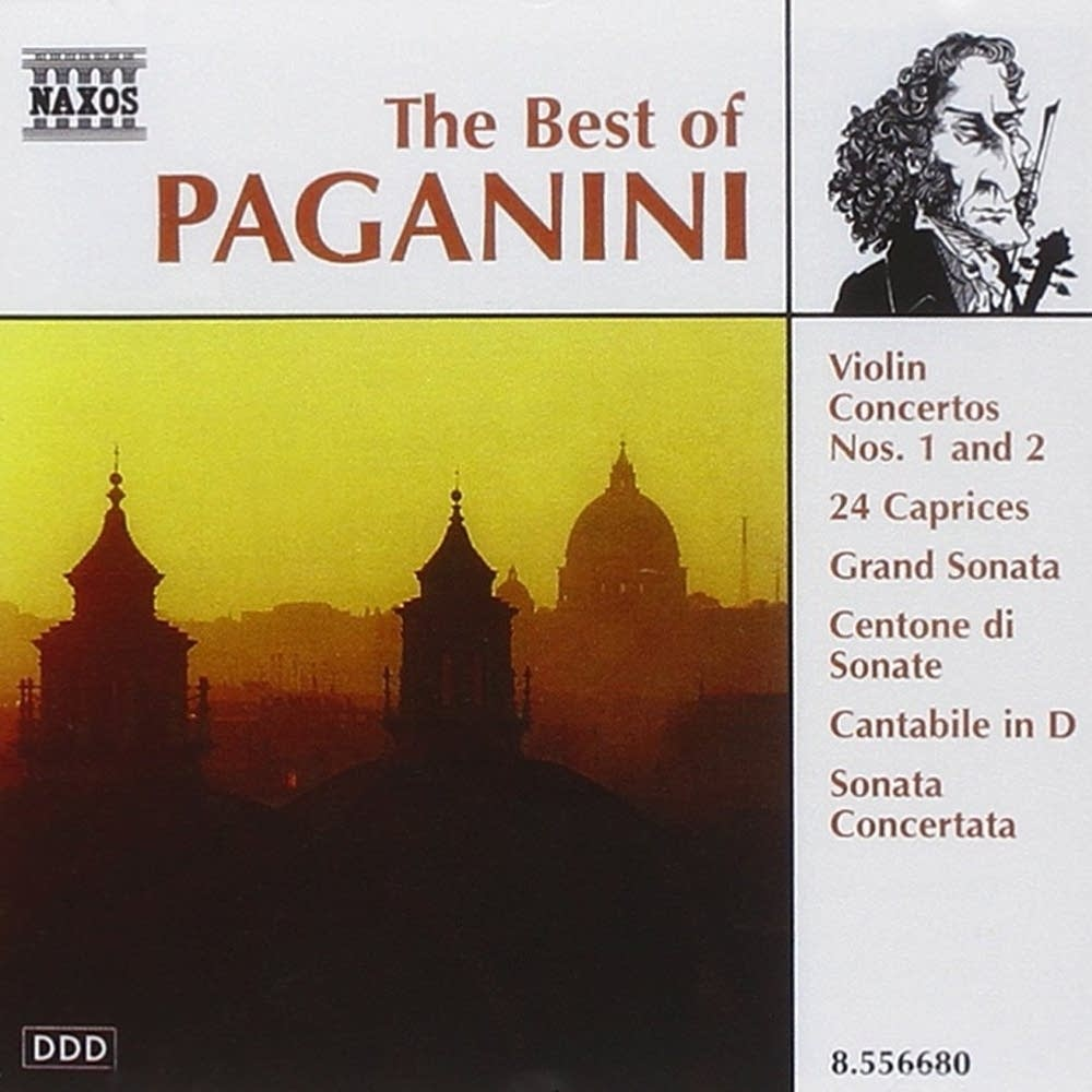Nicolo Paganini - Violin Concerto No. 1 in D