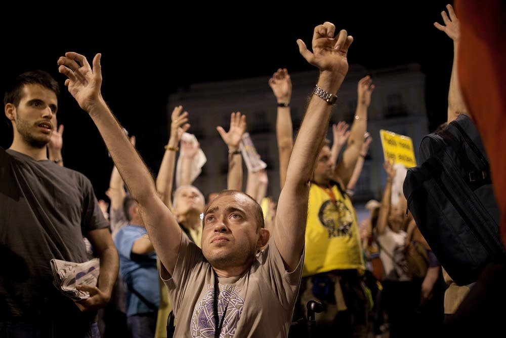 Spain's indignants