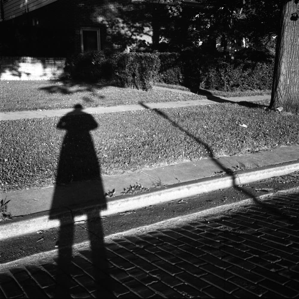 Self-Portrait, Full-Length Shadow