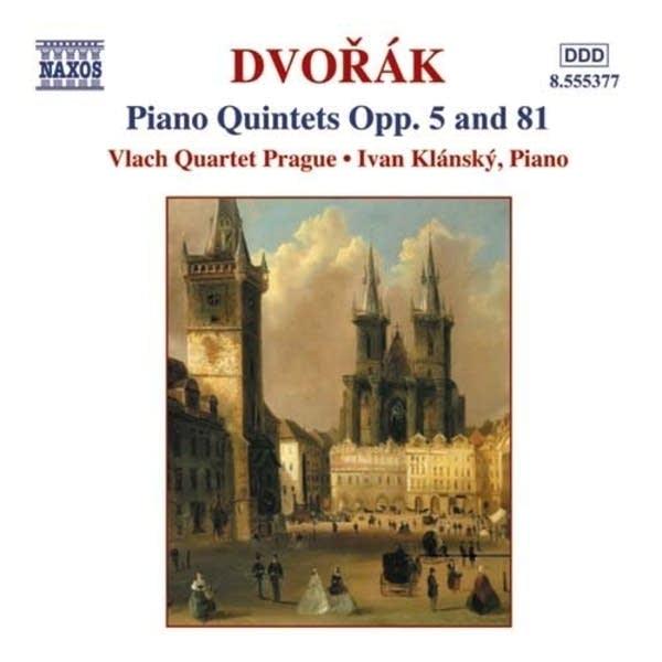 Dvorak - Piano Quintet, Op. 81: III. Scherzo