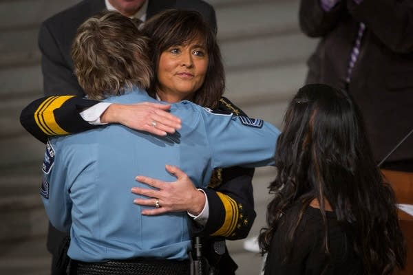Minneapolis police chief