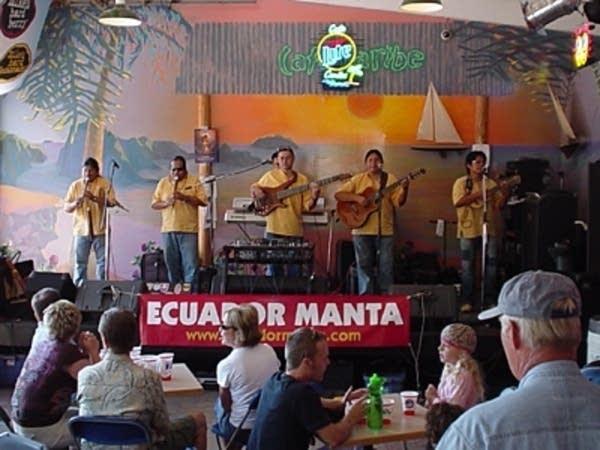 Ecuador Manta
