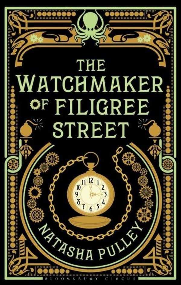 'Watchmaker of Filigree Street' by Natasha Pulley