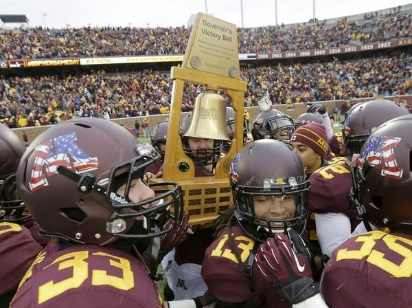 Gophers top Penn State