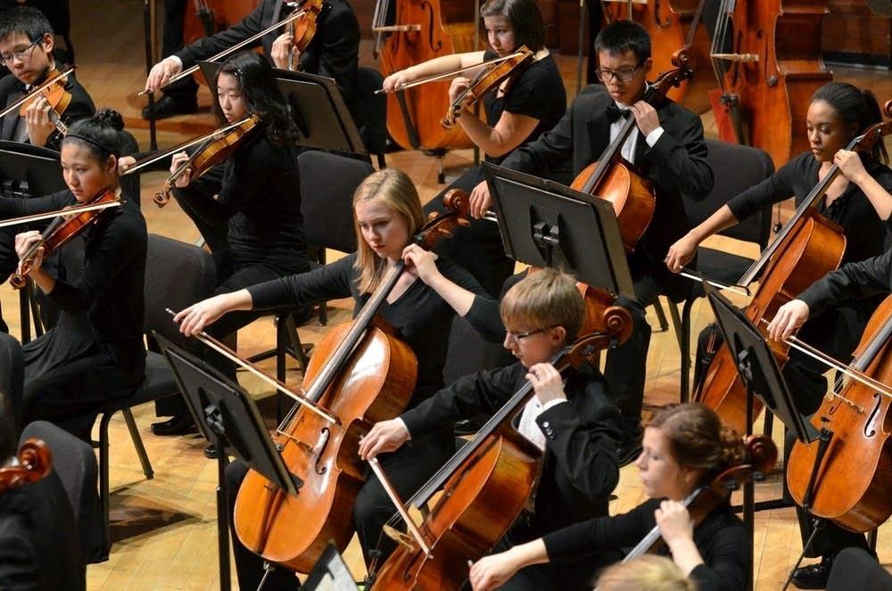 MYS cellists