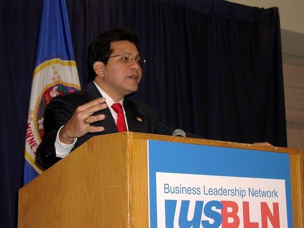 U.S. Attorney General Alberto Gonzales