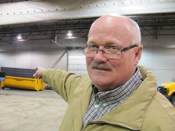 Public Works Director Jeff Davies