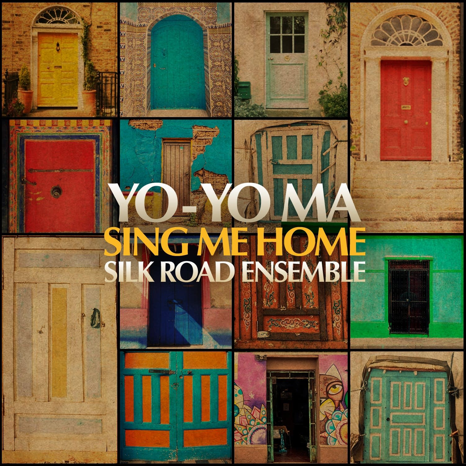 Silk Road Ensemble, 'Sing Me Home'