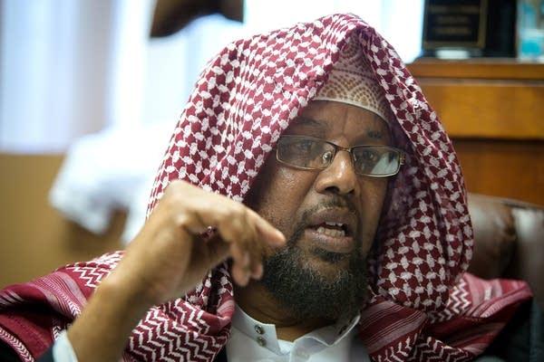 Skeikh Abdirahman Ahmad