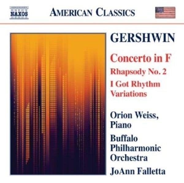 Gershwin: Concerto in F / Rhapsody No. 2