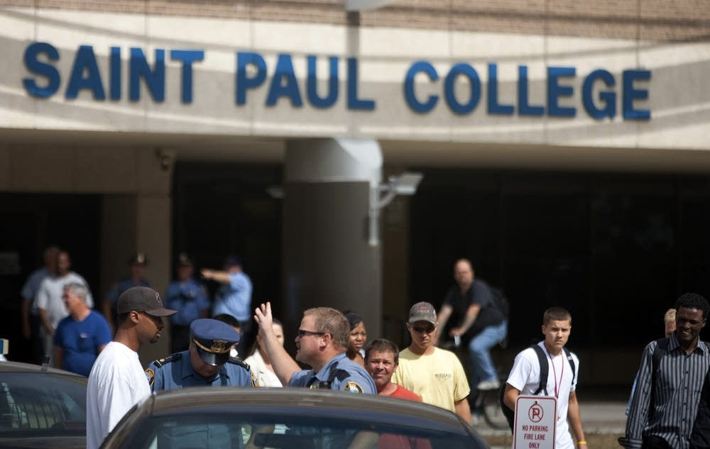 Saint. Paul College