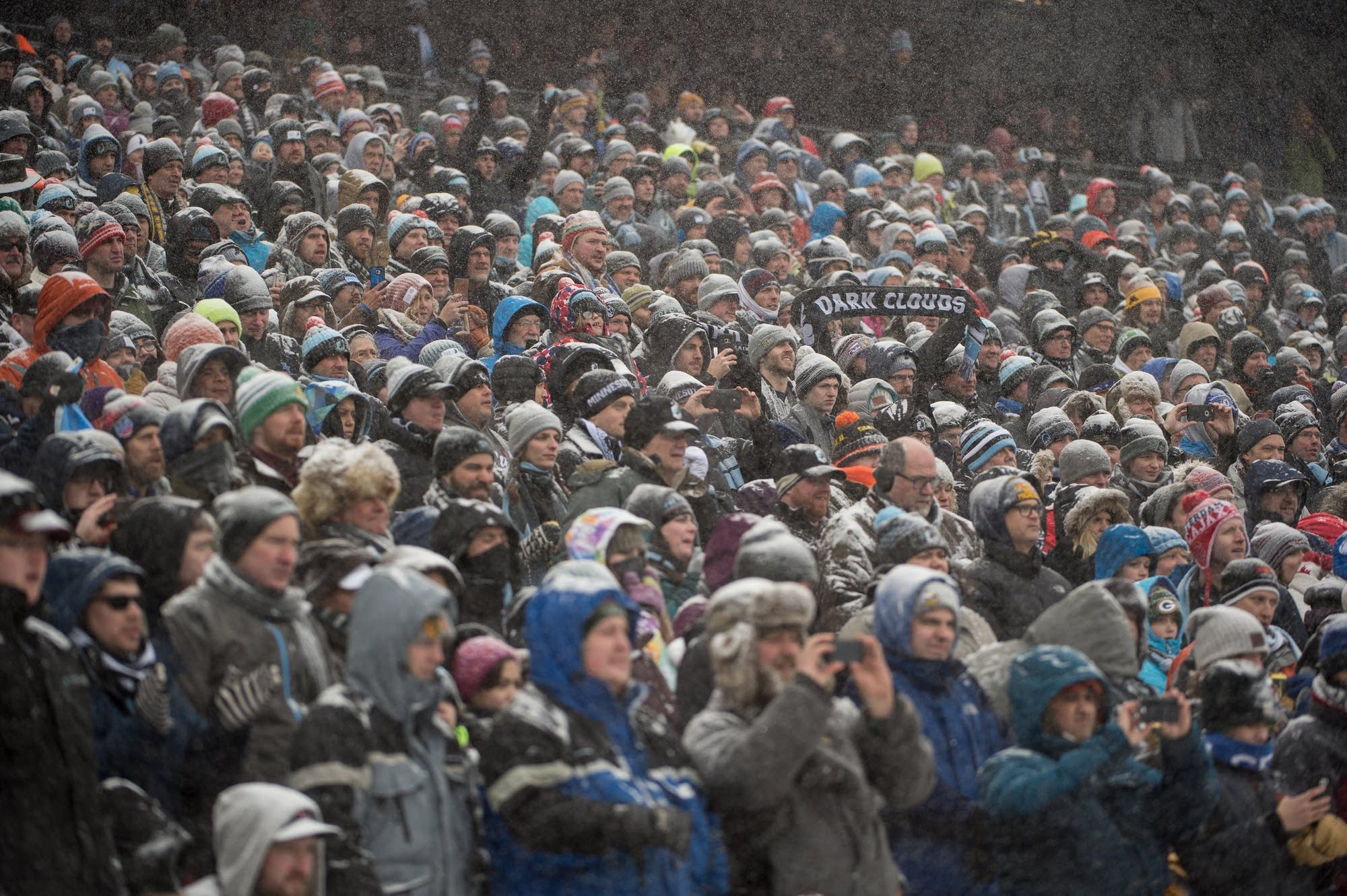 35,000 fans came out to support Minnesota United in their home opener.