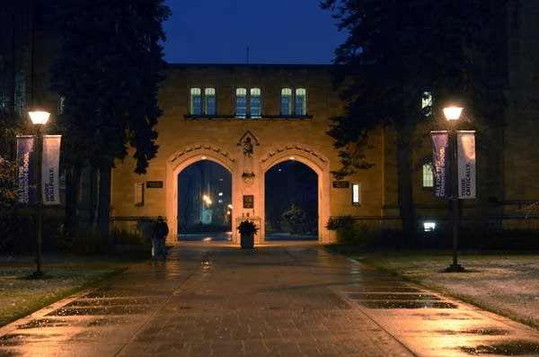 The University of St. Thomas, St. Paul campus