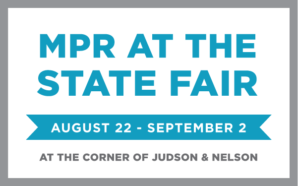 MPR at the MN State Fair 2019