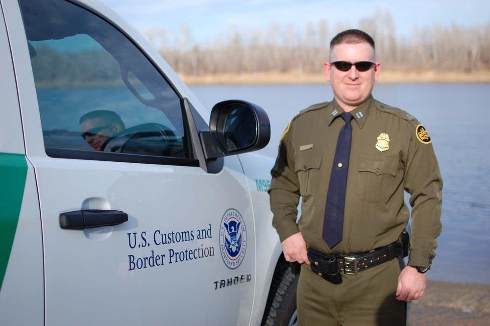 Border Patrol's Derek Mason