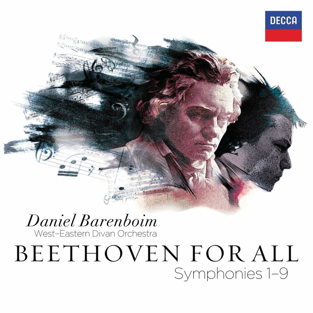 Beethoven for All - Symphonies 1-9 (London 16872)