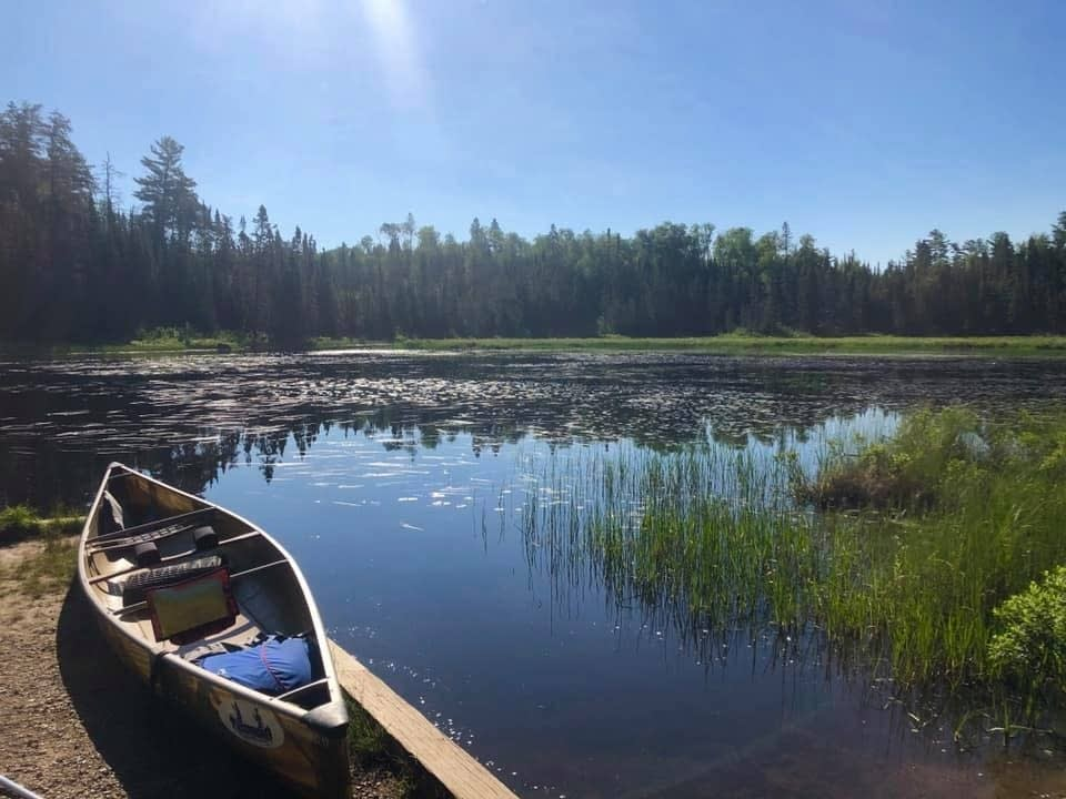 boundary waters camping