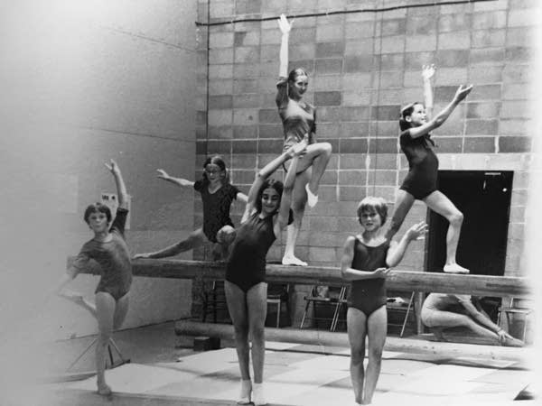 A look back at Gleason's gymnastics